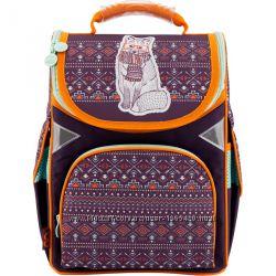 Рюкзак школьный каркасный GoPack GO18-5001S-4