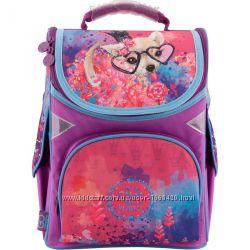 Рюкзак школьный каркасный GoPack GO18-5001S-6