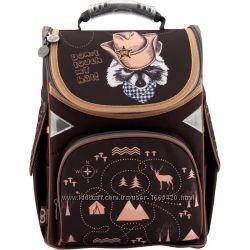 Рюкзак школьный каркасный GoPack GO18-5001S-12
