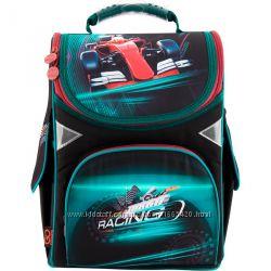 Рюкзак школьный каркасный GoPack GO18-5001S-14