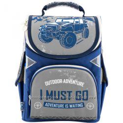 Рюкзак школьный каркасный GoPack GO18-5001S-18
