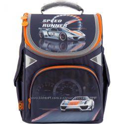 Рюкзак школьный каркасный GoPack GO18-5001S-19