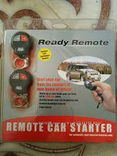 Ready-Remote-Automatic-Remote-Car-Starter