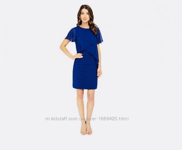 Люксовое платье Adrianna Papell CША разм. 42 S почти даром