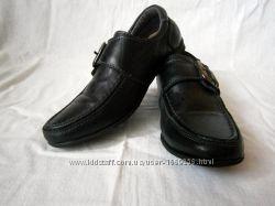 Шкіряні туфлі B&G