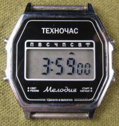 часы ЭЛЕКТРОНИКА 77А 7 мелодий арт. 1147