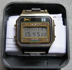 часы ЭЛЕКТРОНИКА 5 29367М с ЦНХ 5 мелодий арт. 1153