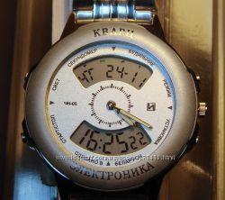 часы ЭЛЕКТРОНИКА ЧН-05 CITIZEN с ЦНХ 5 мелодий арт. 1166