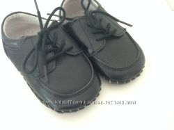 Туфли пинетки мокасины Pediped