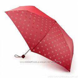 Зонт Fulton Superslim-2  Love Shine L553