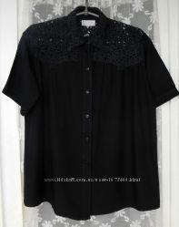 Блуза рубашка с вышивкой Uluwatu