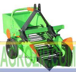 Картофелекопалка для трактора транспортерная КТН-1Т