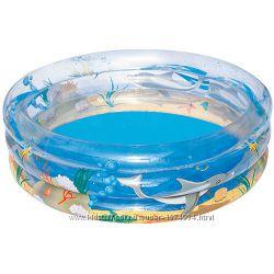 Надувной бассейн BESTWAY Море 51045