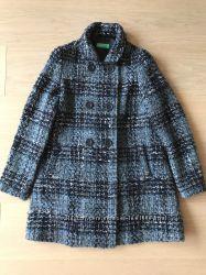 Пальто демисезонное BENETTON для девочки