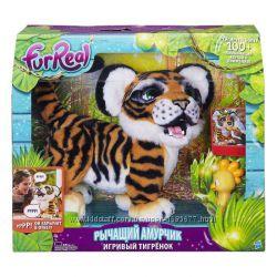 Интерактивный тигренок рычащий Амурчик Тайлер FurReal Roarin Tyler
