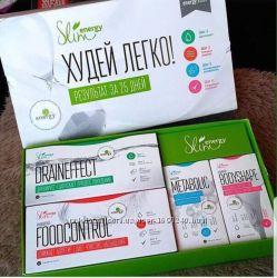 Программа  для похудения Energy Slim NL international