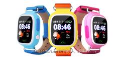 ОригиналДетские умные смарт часы Smart Baby Watch Q90 GPS для ребенка