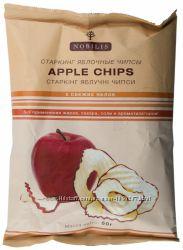 Яблочные чипсы Nobilis. Можно деткам