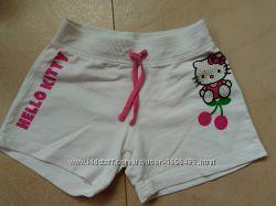 шорти для дівчинки