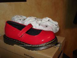 Лаковые туфельки Dr Martens