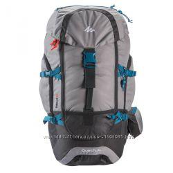 Французкий рюкзак походный туристический  Quechua Forclaz 50л