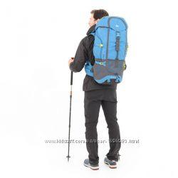 Французкий рюкзак  походный туристический Quechua Forclaz 60л