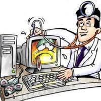 Установка операционных систем на ПК и ноутбуки.