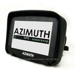 GPS навигатор Azimuth M510 Moto
