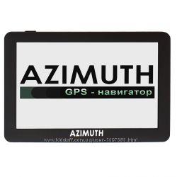 GPS навигатор Azimuth B52