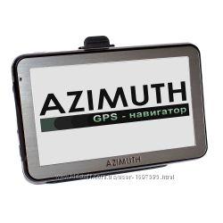 GPS навигатор Azimuth B55