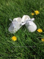 Детские туфельки ботиночки пинетки CristopherПольша