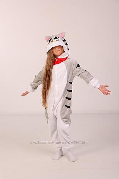 Пижама костюм кигуруми Котик Чи котенок