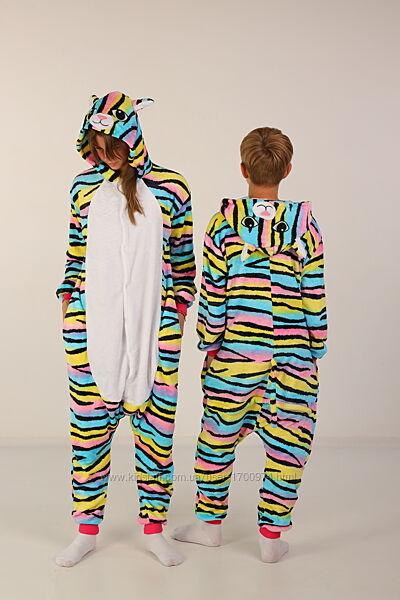 Пижама кигуруми кошечка