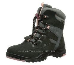 Ecco Gore-Tex зимние ботинки