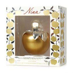 Gold Edition Nina Ricci лимитка 25 мл