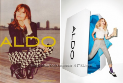 Aldo - скидка 50 на SALE, а также -20 на новую коллекцию.