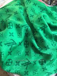 Новая коллекция шелковых платков Louis Vuitton