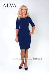 Стильные и качественные платья ТМ ALVA Алва сбор заказа