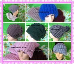 Моднячие шапки для нас любимых