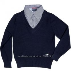 Качественные свитерки обманки ТМ Zishao в школу