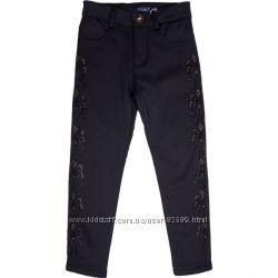 Утепленные флисом  джинсы и брючки - лосины Yuke
