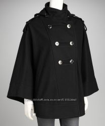Дизайнерское пальто накидка Kenneth Cole