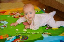 Ценопад. Идеальный теплый, развивающий коврик-пол Babypol.