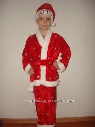 Новогодний костюм Новый год, Санта Клаус