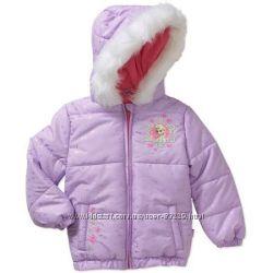 Теплые куртки для девочек по рекордно низкой цене
