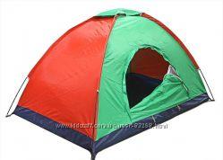 Туристическая палатка 4-х местная HYZP-03 ЕСТЬ ОПТ