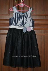 Красивое платье H&M на 5-6 лет