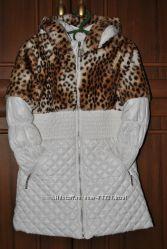 Супер стильное пальто для девочки  нвая цена