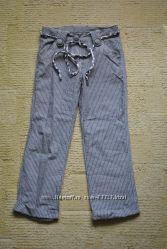 стильные летние штаны для девочки
