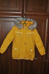 Зимняя куртка Lenne рост 116 Новая Цена